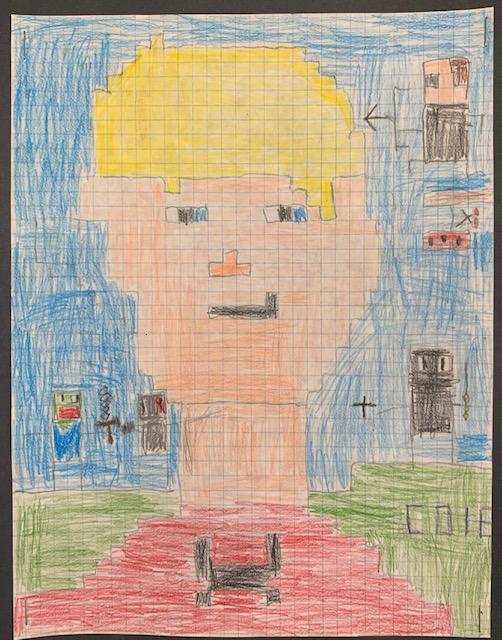 pixel portrait11