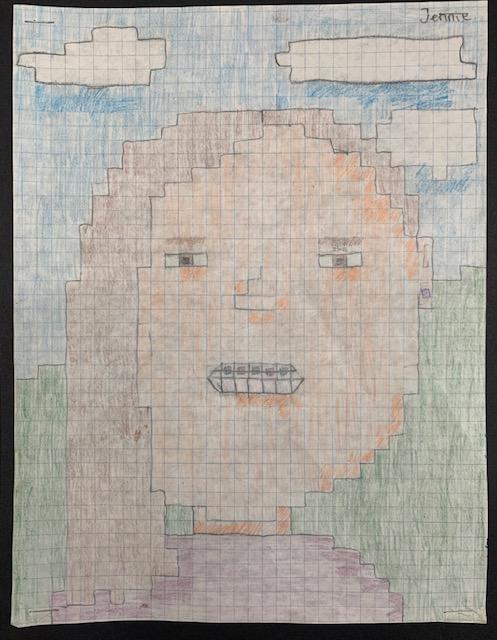 pixel portrait4