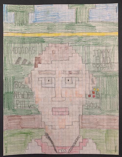 pixel portrait13