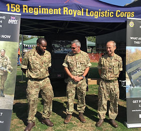Royal Logistic Corps Dean and Shelton Co