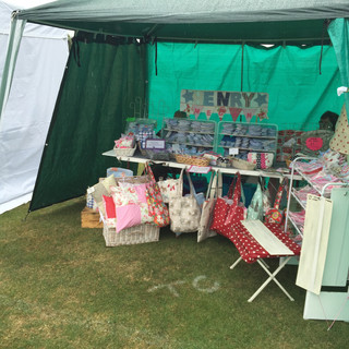 Craft Stall Dean and Shelton Flower Show