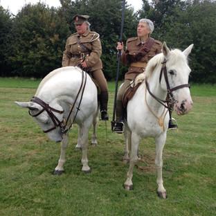 WW1 Cavalry