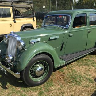 1938 Rover 16