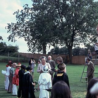 Dean and Shelton Flower Show 1981 Dressi