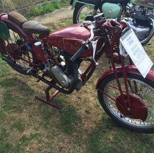 Rudge Motorcycle