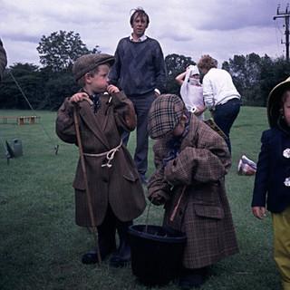 Dean and Shelton Flower Show 1987 Dressi