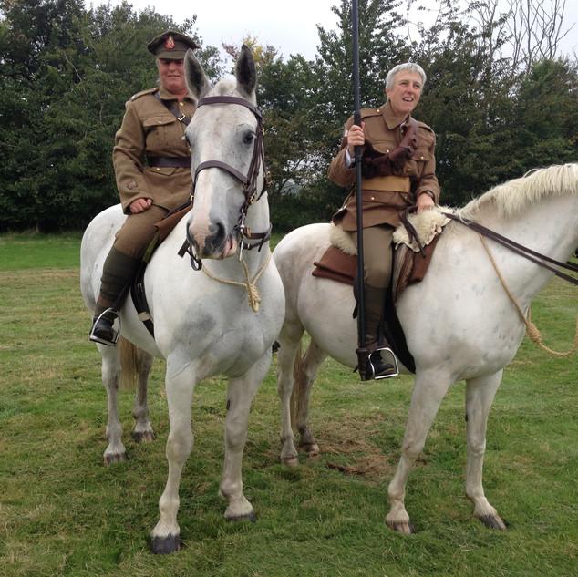 Cavalry Dean
