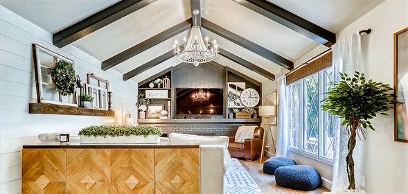High Ceilings Interior Design Firm - Denver