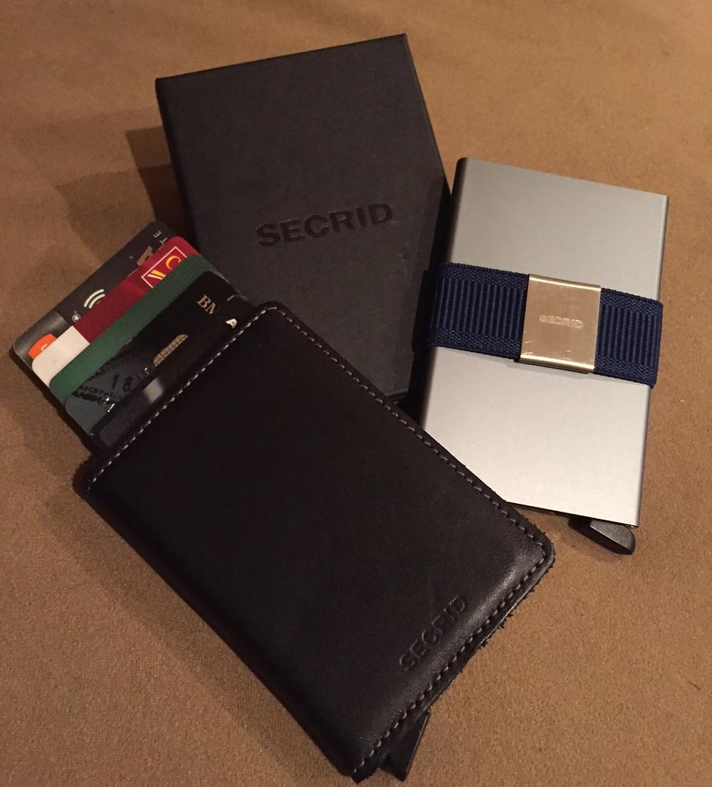 Secrid, Wallet