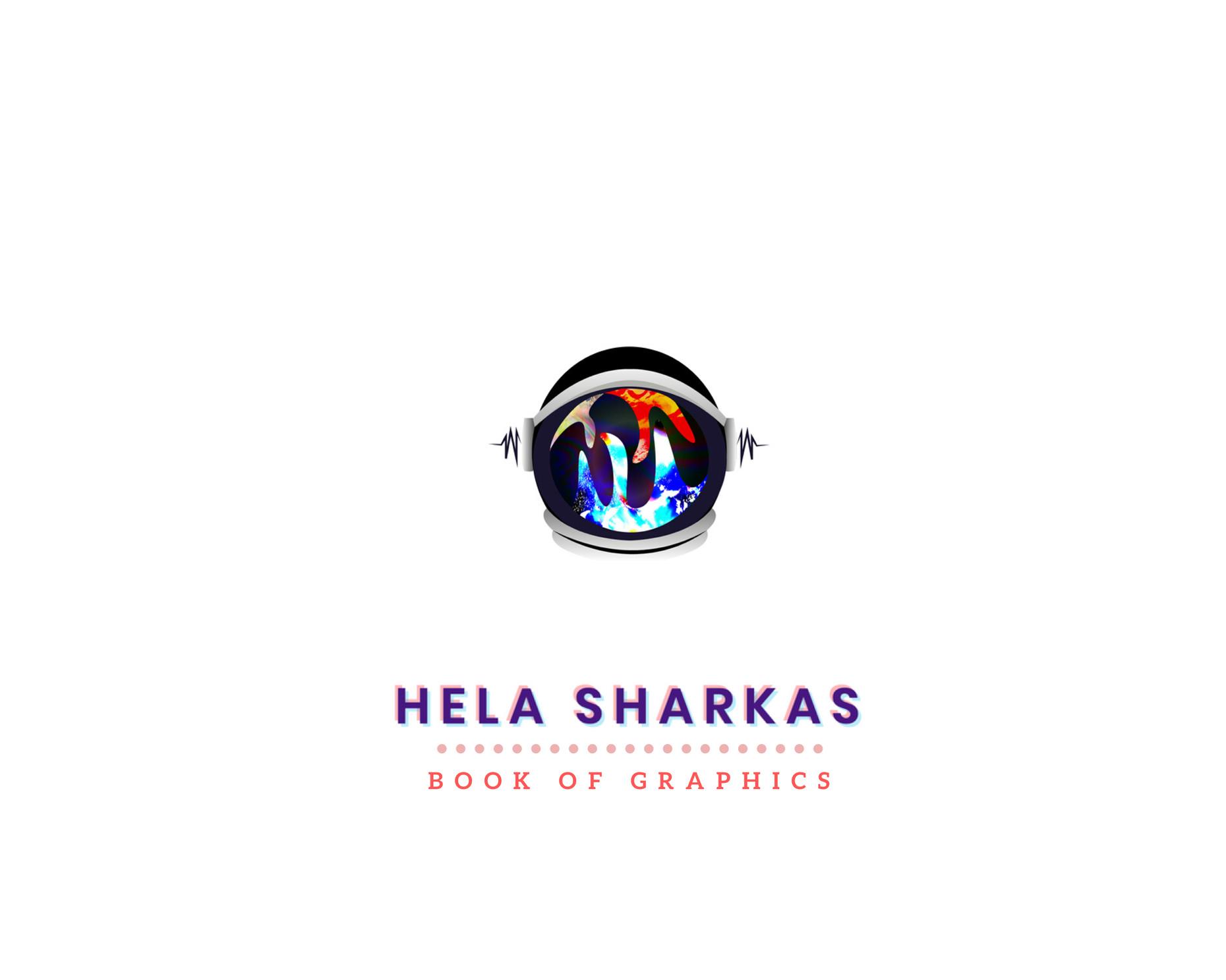 Hela Sharkas - Graphic Design portfolio.