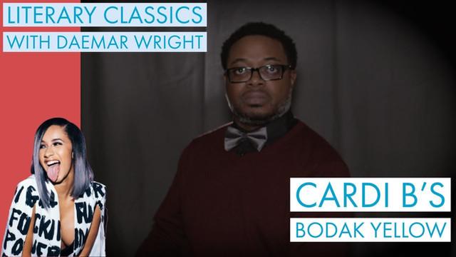 Literary Classics - Cardi B