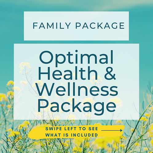 Family Wellness Package
