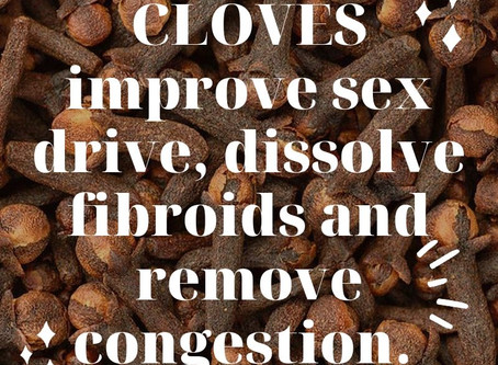 7 Benefits of Cloves