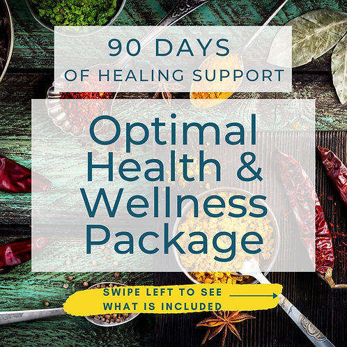 90-DAY WELLNESS PROGRAM