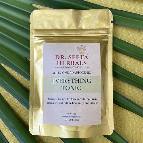 ALL-IN-ONE Adaptogenic Everything Tonic