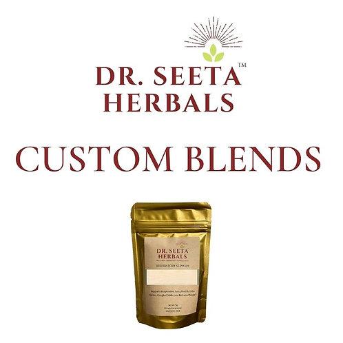 Custom Blends