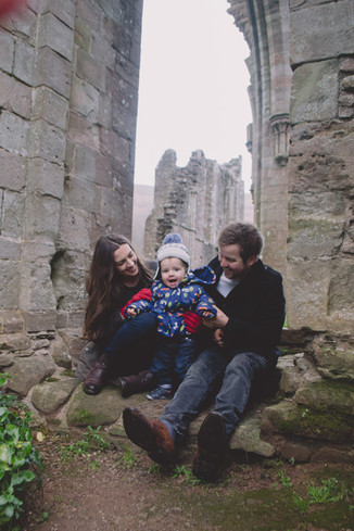 family photographer south wales castle p