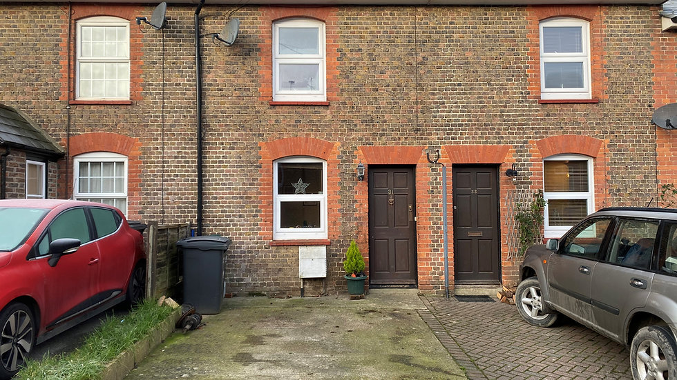 Victorian 2 bedroom terrace in a great location