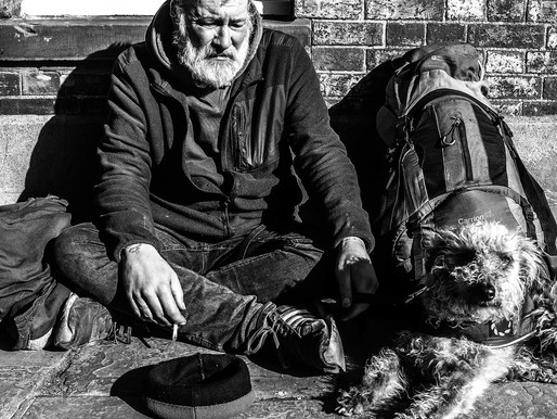 Help the Homeless - Christmas Appeal