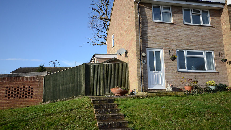 Bright and spacious 3 bedroom in Uckfield