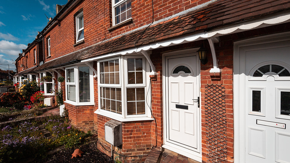 Lovely Victorian 2 bedroom cottage near Uckfield town