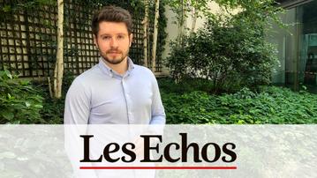Le biomimétisme dans Les Échos !