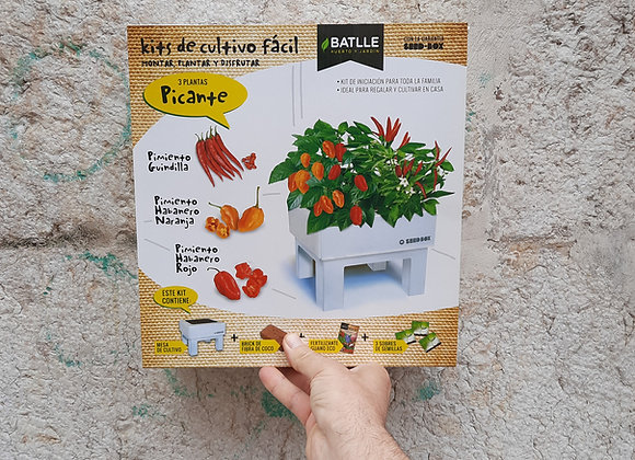 Seed Box Minha Horta Eco