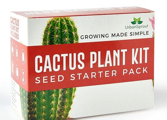 Cactus Plant Kit