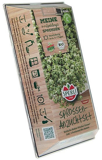 Cress Sprouts Starter Set