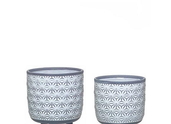 Vaso Ceramica da Interior