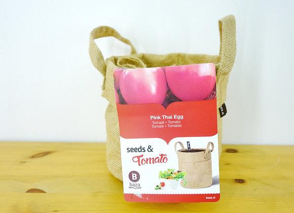 Pink Thai Tomato Bag