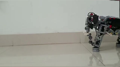 Higher order thinking robot construction