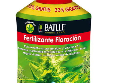 400ml Ecoyerba Bloom Fertilizer