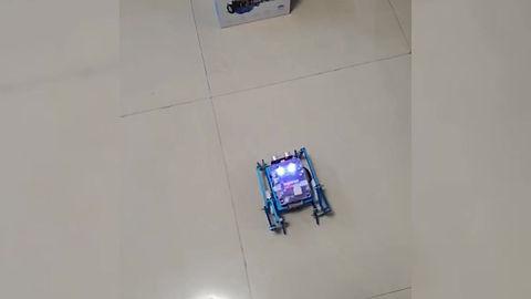six legged bot