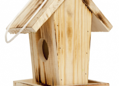 "BIRD FEEDER ""COTTAGE"""
