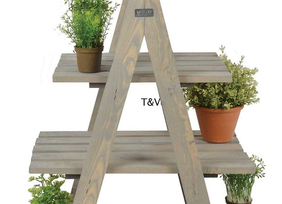 Esschert Design Plant ladder triangular