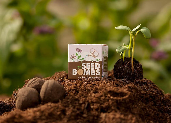 Wildflower Seedbomb