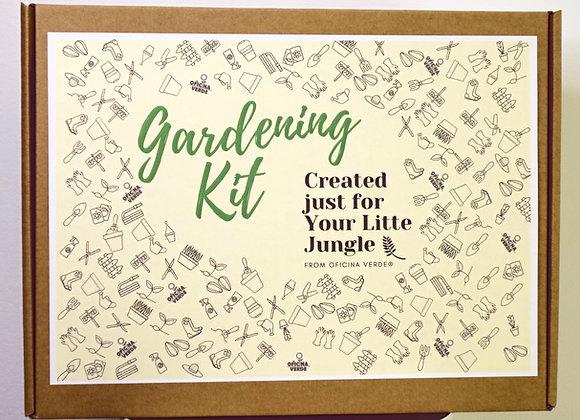 Oficina Verde® Customizable Gardening Kit