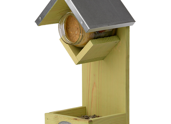 Peanut butter house with feeder Esschert Design