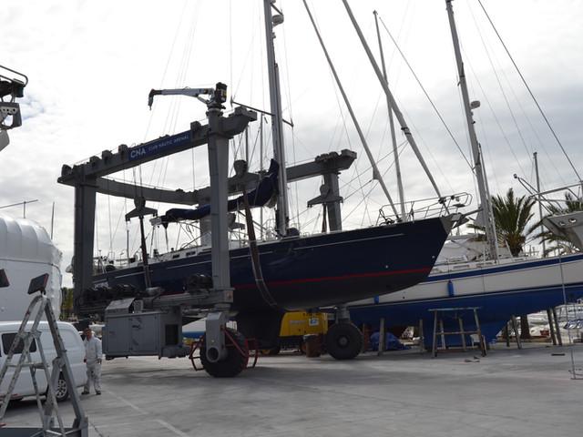 Sailing Yacht Jacobus II