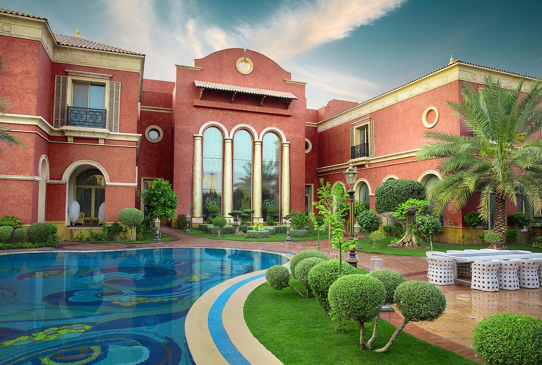 Arabian Oasis