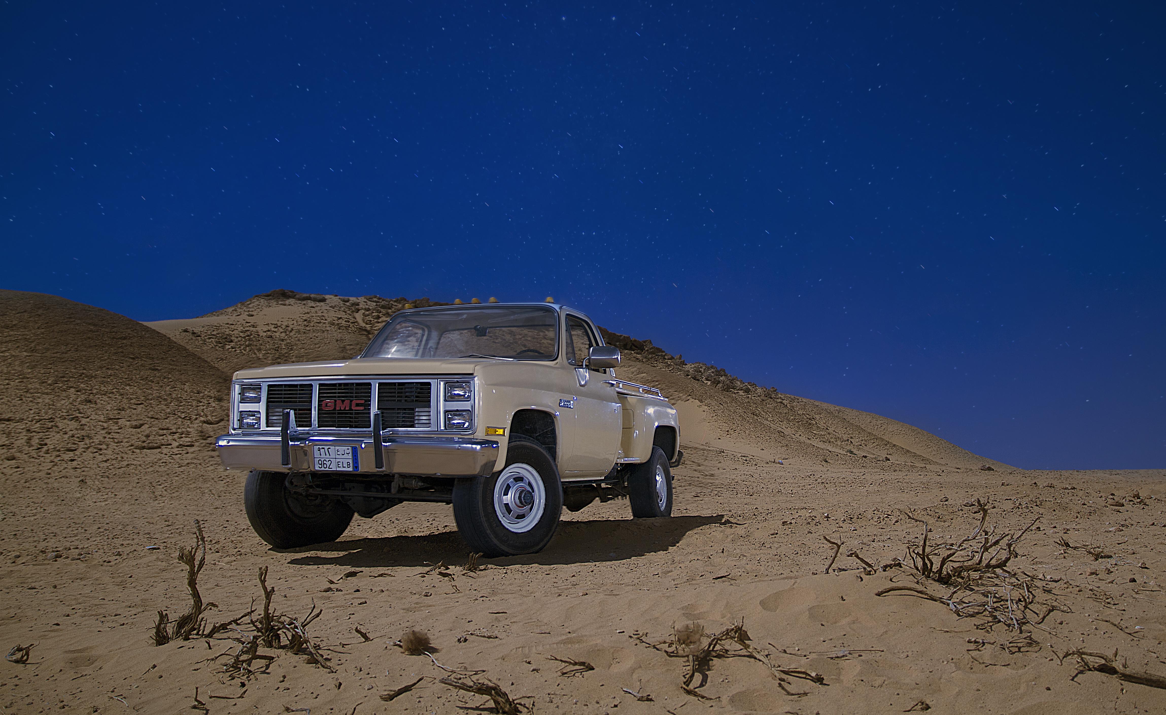 GMC Sierra 1982