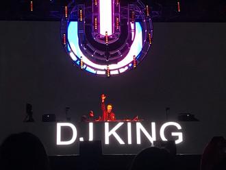 DJ King in Ultra HK