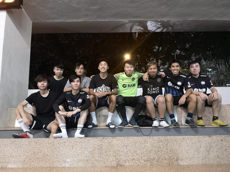My team-ACFC