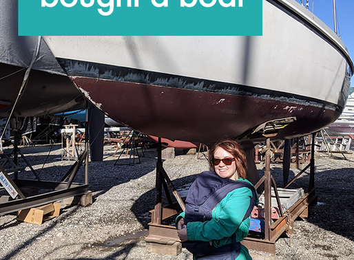Why we bought a boat