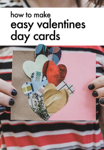 easy valentines day cards