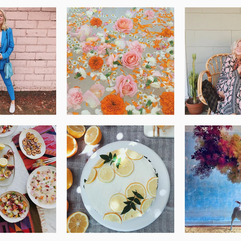 Follow these 5 colorful instagram accounts