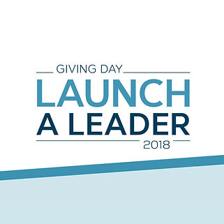 Launch a Leader Giving Day