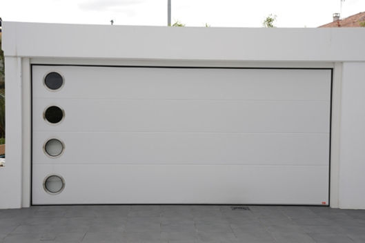 Porte de garage pose à thonon