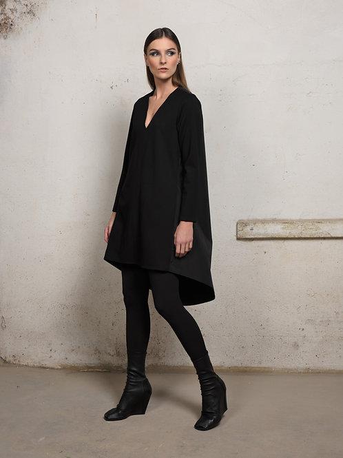 L/S V-neck dress  ***FINAL SALE***